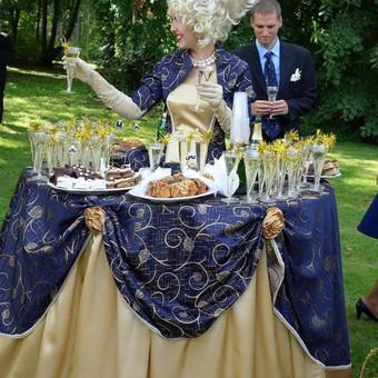 Vestuvių, švenčių dekoravimas / Giedrė Jankauskienė / Darbų pavyzdys ID 406383
