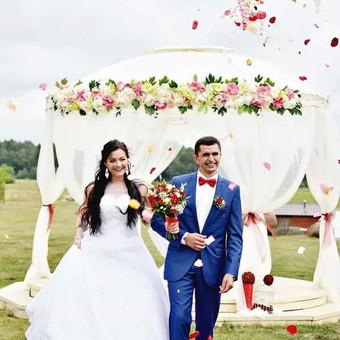 Vestuvių, švenčių dekoravimas / Giedrė Jankauskienė / Darbų pavyzdys ID 406385