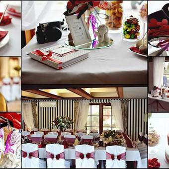 Vestuvių, švenčių dekoravimas / Giedrė Jankauskienė / Darbų pavyzdys ID 406387