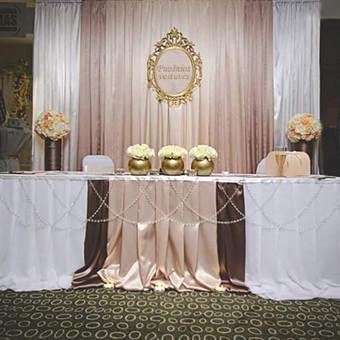 Vestuvių, švenčių dekoravimas / Giedrė Jankauskienė / Darbų pavyzdys ID 406405