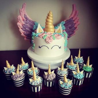 Tortai ir desertai Jūsų šventei / Erikos saldumynai / Darbų pavyzdys ID 406619