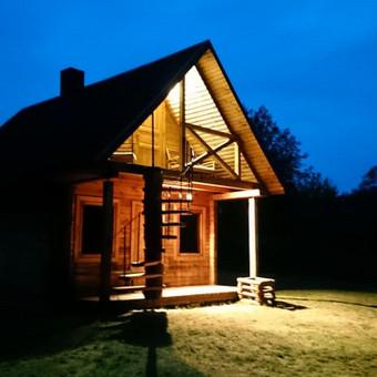 Baidarių nuoma Dzūkijoje - Baltoji Ančia, Mara, Zapsė. / Mantas Gervelis / Darbų pavyzdys ID 407345
