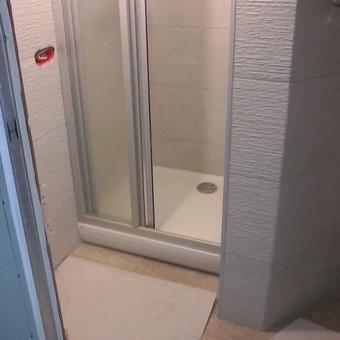 Santechnika. Šildymas. Pilnas vonios kambario įrengimas. / Michail / Darbų pavyzdys ID 407403