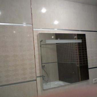 Santechnika. Šildymas. Pilnas vonios kambario įrengimas. / Michail / Darbų pavyzdys ID 407445