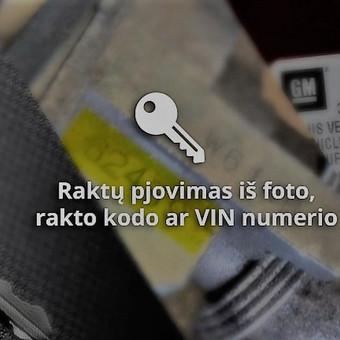 Prekyba automobilių raktais. / Aurimas / Darbų pavyzdys ID 407675