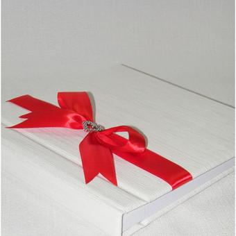Albumai palinkėjimų knygų gamyba / Rasoti Žiedai / Darbų pavyzdys ID 407701