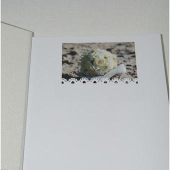 Albumai palinkėjimų knygų gamyba / Rasoti Žiedai / Darbų pavyzdys ID 407715