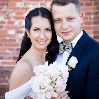GiZ foto - vestuvių, krikštynų, fotosesijų fotografavimas / Gintarė Žaltauskaitė / Darbų pavyzdys ID 407735