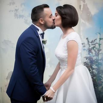 GiZ foto - vestuvių, krikštynų, fotosesijų fotografavimas / Gintarė Žaltauskaitė / Darbų pavyzdys ID 407743