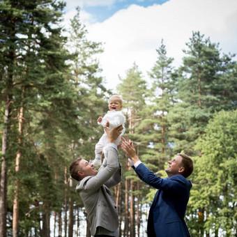 GiZ foto - vestuvių, krikštynų, fotosesijų fotografavimas / Gintarė Žaltauskaitė / Darbų pavyzdys ID 407763