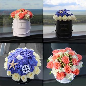 Memelio gėlės / Silvija / Darbų pavyzdys ID 407875