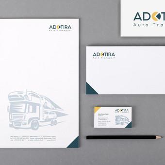 Grafikos dizainerė - logotipų kūrimas, skrajutės, vizitinės / Agnietė Suknelevičienė / Darbų pavyzdys ID 408331