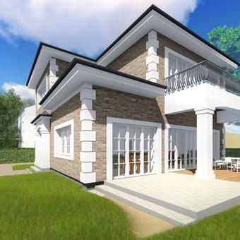 Namų projektai / TAU projektai / Darbų pavyzdys ID 408805