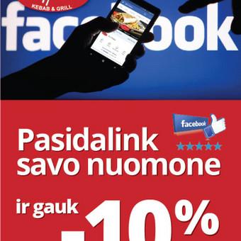 El. parduotuvių administravimas, Grafinis dizainas, Facebook / Goda Piktas / Darbų pavyzdys ID 408955