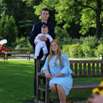 Krikštynų, vaikų gimtadieniai, šeimos fotosesijos.Vilnius / Foto Vaiko Krikštynos / Darbų pavyzdys ID 408963