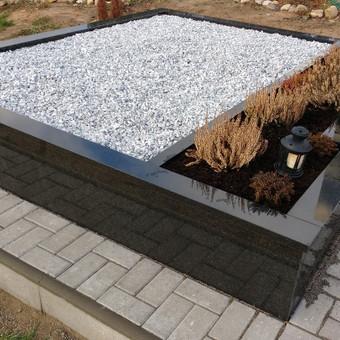 Kapų tvarkymas, dengimas granito plokštėmis, Paminklai / Paulius Latvys / Darbų pavyzdys ID 408975