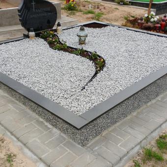 Kapų tvarkymas, dengimas granito plokštėmis, Paminklai / Paulius Latvys / Darbų pavyzdys ID 408991
