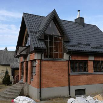 Stogų dengimas, stogdengiai, fasadai / Andrius / Darbų pavyzdys ID 409351