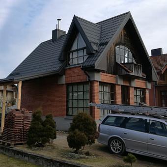 Stogų dengimas, stogdengiai, fasadai / Andrius / Darbų pavyzdys ID 409355
