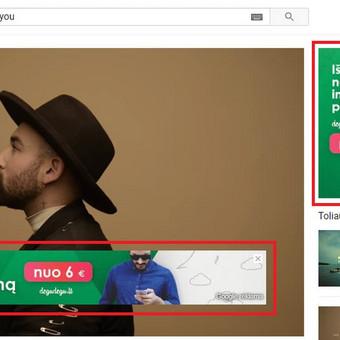 Google AdWords Reklama (Google Ads) / Arminas Ubartas / Darbų pavyzdys ID 409447