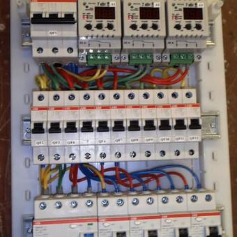 """Kvalifikuoti elektros instaliacijos darbai / UAB """"GIMINIJA"""" / Darbų pavyzdys ID 409735"""