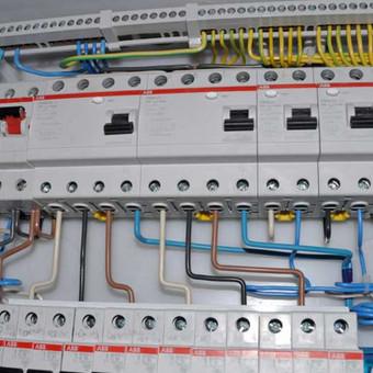 """Kvalifikuoti elektros instaliacijos darbai / UAB """"GIMINIJA"""" / Darbų pavyzdys ID 409737"""