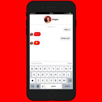 Android ir iOS mobiliųjų aplikacijų programavimas / Aurintas Bubinas / Darbų pavyzdys ID 410081