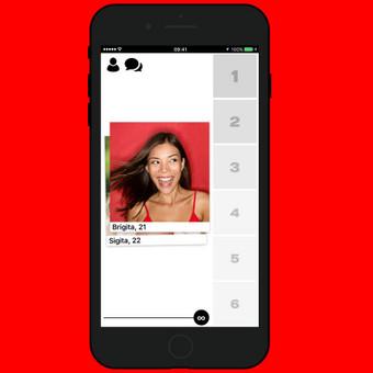 Android ir iOS mobiliųjų aplikacijų programavimas / Aurintas Bubinas / Darbų pavyzdys ID 410083
