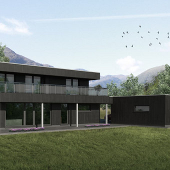 Namų projektavimas ir statyba / Andrius Pėtnyčia / Darbų pavyzdys ID 410097