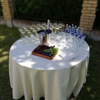Laimės burbulai - staliukas Jūsų šventei / Indrė Sasnauskaitė / Darbų pavyzdys ID 410115