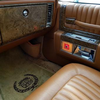 Tobulas Cadillac ir kiti / Pirmyn į praeitį / Darbų pavyzdys ID 410603