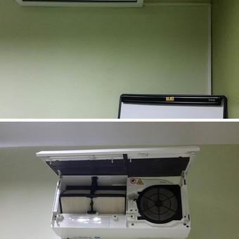 Šilumos siurbliai. Rekuperacinės/Kondicionavimo sistemos. / UAB LUMINAS / Darbų pavyzdys ID 410901