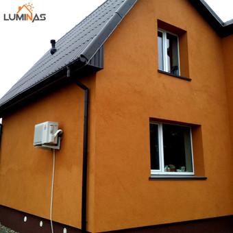 Šilumos siurbliai. Rekuperacinės/Kondicionavimo sistemos. / UAB LUMINAS / Darbų pavyzdys ID 410913