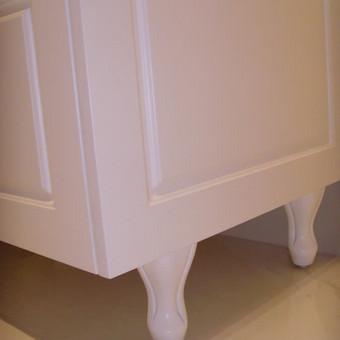 """Virtuvės baldai. Vonios baldai. Akmuo. UAB """"Forestė"""" / Dizainerė Audronė Baldai-Interjeras / Darbų pavyzdys ID 411405"""