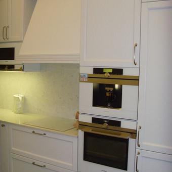 """Virtuvės baldai. Vonios baldai. Akmuo. UAB """"Forestė"""" / Dizainerė Audronė Baldai-Interjeras / Darbų pavyzdys ID 411419"""