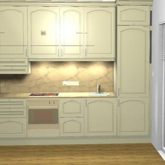 """Virtuvės baldai. Vonios baldai. Akmuo. UAB """"Forestė"""" / Dizainerė Audronė Baldai-Interjeras / Darbų pavyzdys ID 411435"""