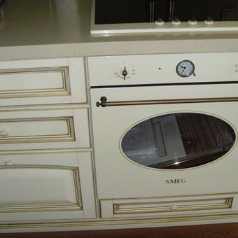 """Virtuvės baldai. Vonios baldai. Akmuo. UAB """"Forestė"""" / Dizainerė Audronė Baldai-Interjeras / Darbų pavyzdys ID 411439"""