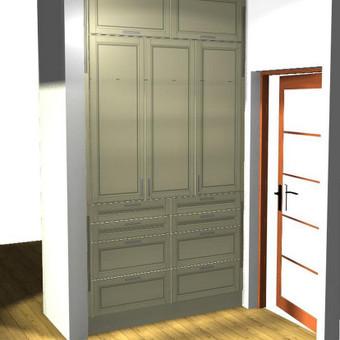 """Virtuvės baldai. Vonios baldai. Akmuo. UAB """"Forestė"""" / Dizainerė Audronė Baldai-Interjeras / Darbų pavyzdys ID 411445"""