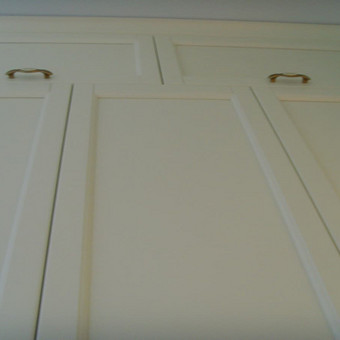 """Virtuvės baldai. Vonios baldai. Akmuo. UAB """"Forestė"""" / Dizainerė Audronė Baldai-Interjeras / Darbų pavyzdys ID 411453"""