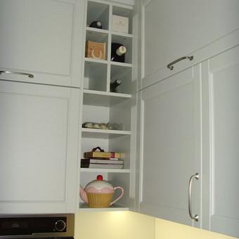 """Virtuvės baldai. Vonios baldai. Akmuo. UAB """"Forestė"""" / Dizainerė Audronė Baldai-Interjeras / Darbų pavyzdys ID 411467"""