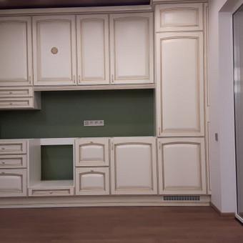"""Virtuvės baldai. Vonios baldai. Akmuo. UAB """"Forestė"""" / Dizainerė Audronė Baldai-Interjeras / Darbų pavyzdys ID 411481"""