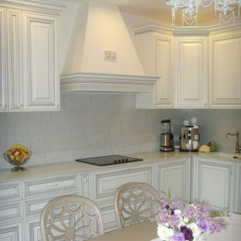 """Virtuvės baldai. Vonios baldai. Akmuo. UAB """"Forestė"""" / Dizainerė Audronė Baldai-Interjeras / Darbų pavyzdys ID 411537"""