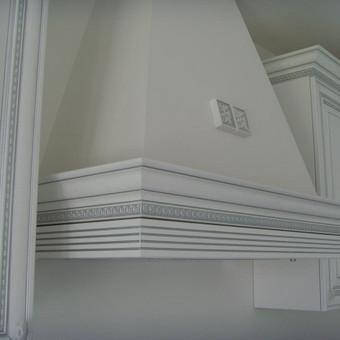 """Virtuvės baldai. Vonios baldai. Akmuo. UAB """"Forestė"""" / Dizainerė Audronė Baldai-Interjeras / Darbų pavyzdys ID 411547"""