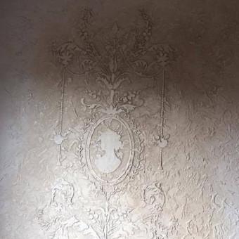 kiekvienus namus papuoš sienų dekoravimas, tik išsirinkite savo...