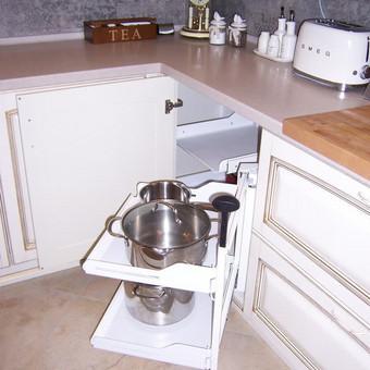 """Virtuvės baldai. Vonios baldai. Akmuo. UAB """"Forestė"""" / Dizainerė Audronė Baldai-Interjeras / Darbų pavyzdys ID 411755"""