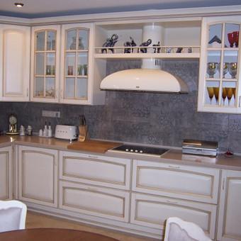 """Virtuvės baldai. Vonios baldai. Akmuo. UAB """"Forestė"""" / Dizainerė Audronė Baldai-Interjeras / Darbų pavyzdys ID 411761"""