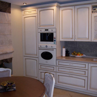 """Virtuvės baldai. Vonios baldai. Akmuo. UAB """"Forestė"""" / Dizainerė Audronė Baldai-Interjeras / Darbų pavyzdys ID 411763"""