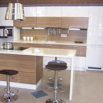 """Virtuvės baldai. Vonios baldai. Akmuo. UAB """"Forestė"""" / Dizainerė Audronė Baldai-Interjeras / Darbų pavyzdys ID 411827"""