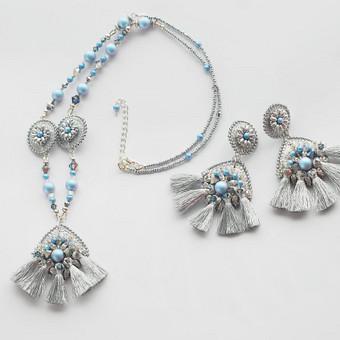 Aimė | handmade accessories / Aistė Matukaitytė / Darbų pavyzdys ID 412303
