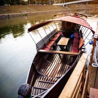 Vandens turizmas / Vilniaus Gondola / Darbų pavyzdys ID 63883